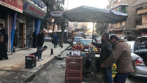 Alep, en Syrie - Sputnik France