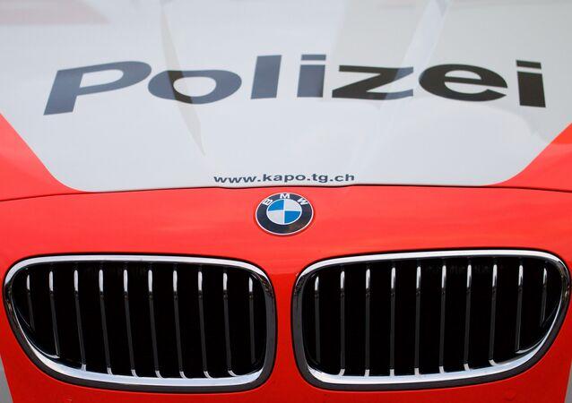 police suisse (image d'illustration)