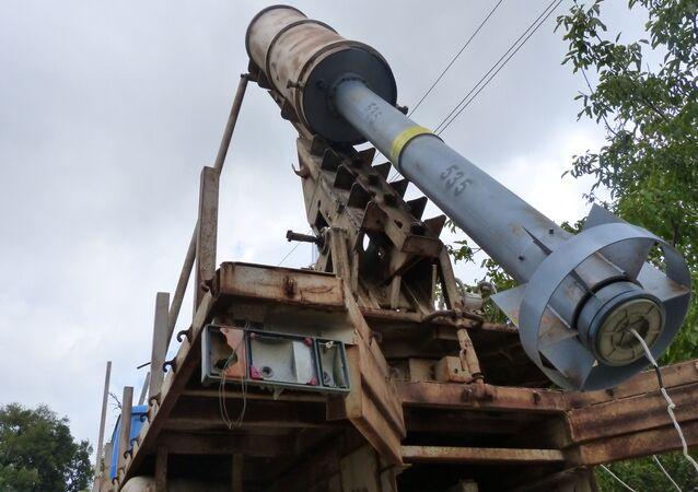 Missile syrien Eléphant