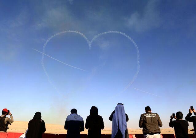 Forum aéronautique en Arabie saoudite