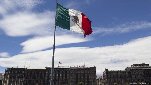 Mexico flag - Sputnik France