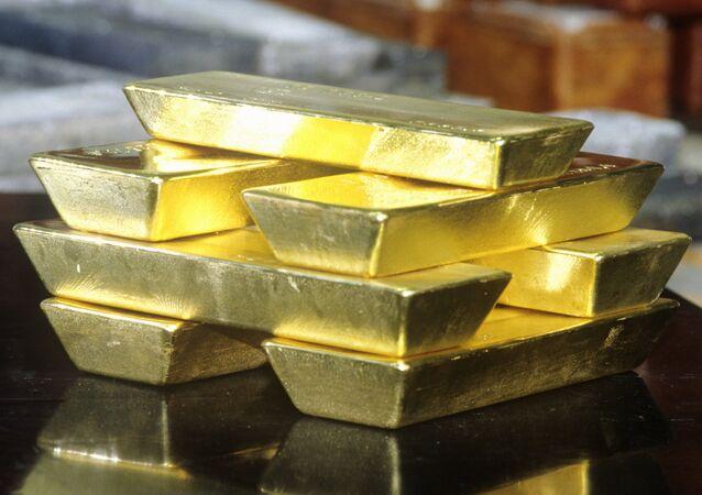 Comment la Russie stocke ses réserves d'or