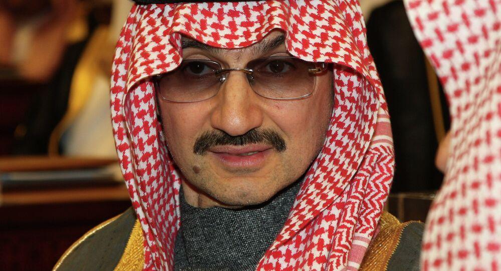 Le milliardaire saoudien Alwaleed bin Talal