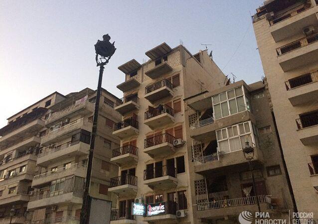 La ville syrienne de Lattaquié