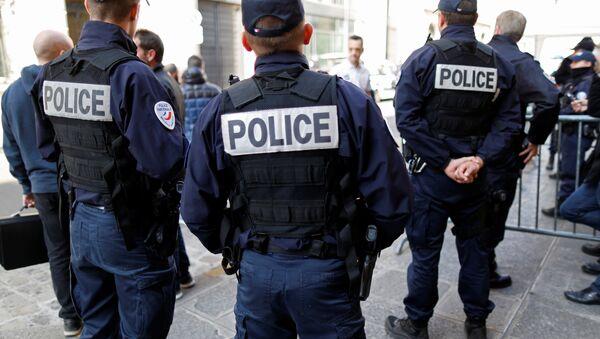 Police française (archives) - Sputnik France