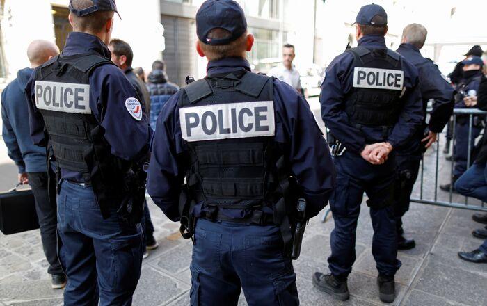 Police française (archives)