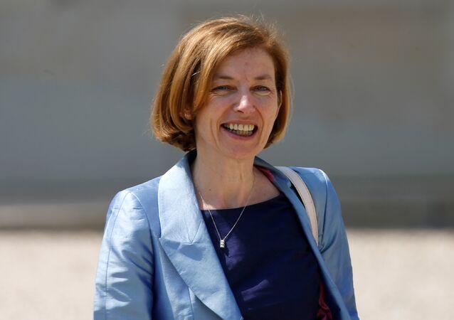 Florence Parly, ministre française de la Défense