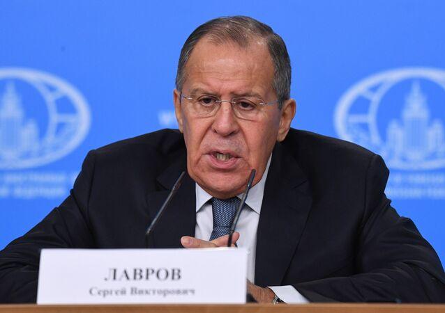 Sergueî Lavrov