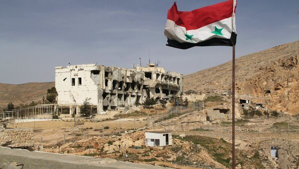Maaloula, Syria - Sputnik France