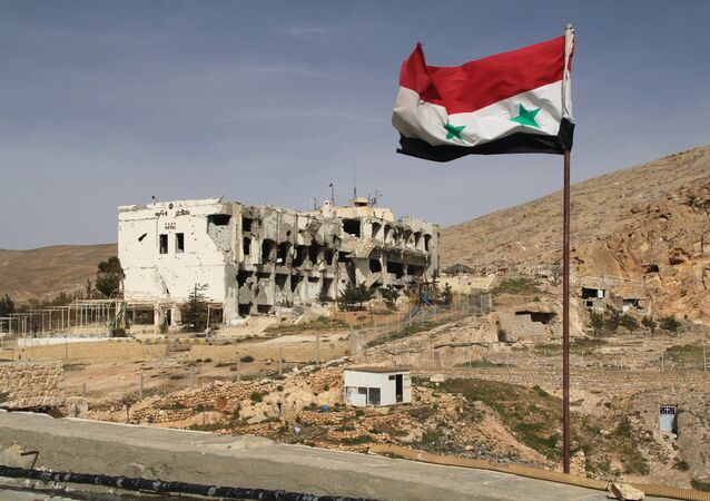 Situation in Maaloula, Syria