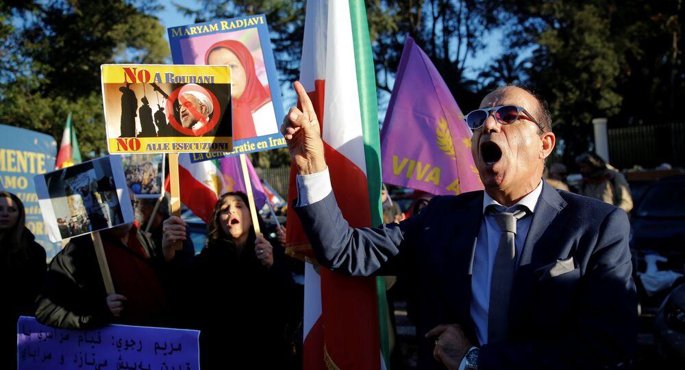Manifestations en Iran