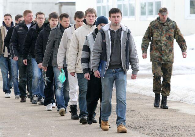 La Bundeswehr a enregistré cette année un record de recrues mineures