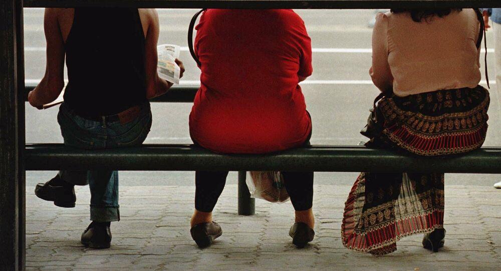 Un arrêt de bus en Chine. Image d'illustration