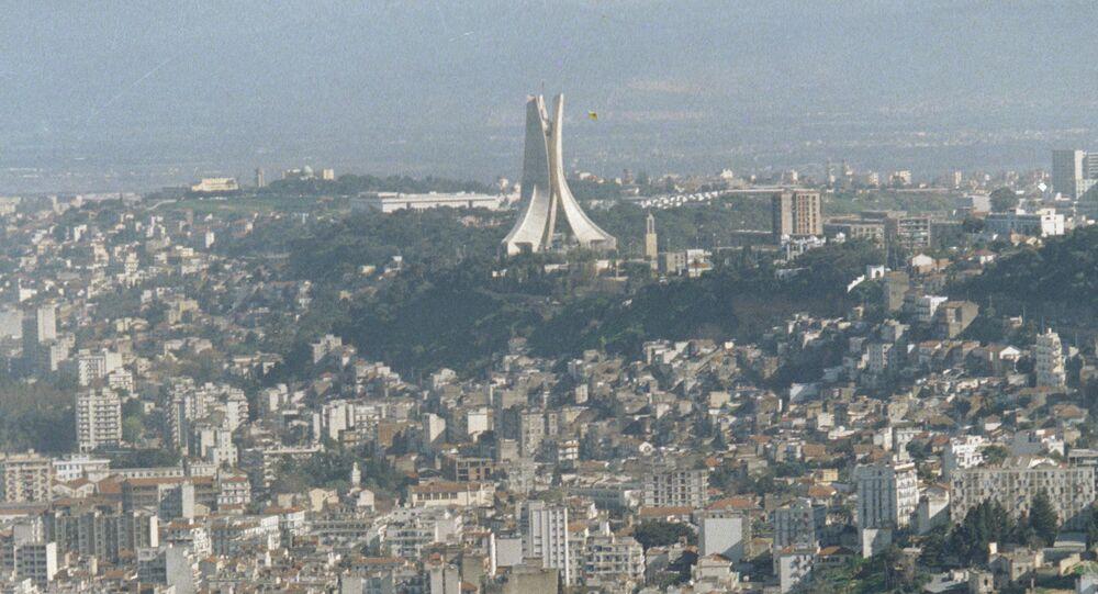 Alger, Algérie. Photo d'archive