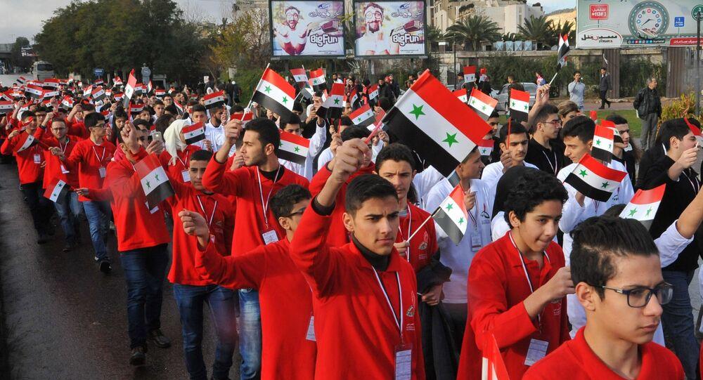 Malgré la guerre, les jeunes Syriens décrochent des médailles aux Olympiades de sciences