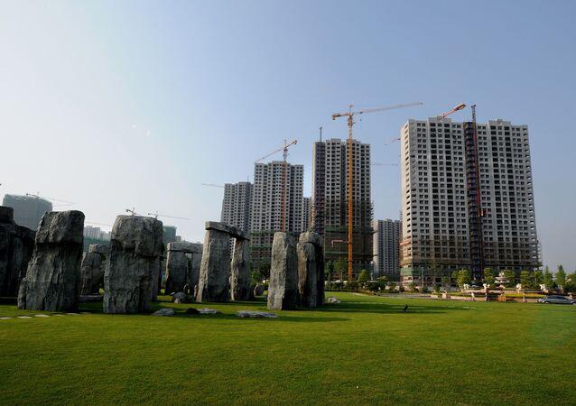 Répliques en Chine