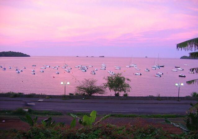 Ile Mayotte