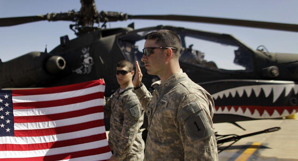 Troupes US en Irak, archives
