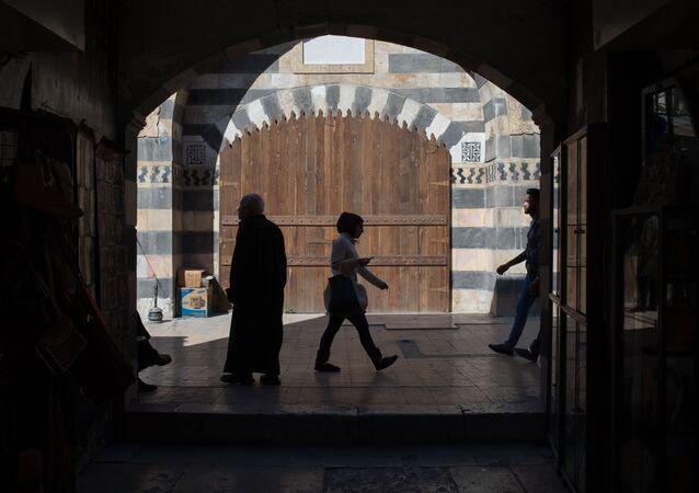 Damas. Photo d'archive