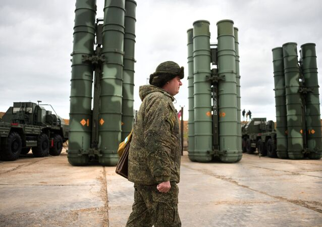 S-400 russes