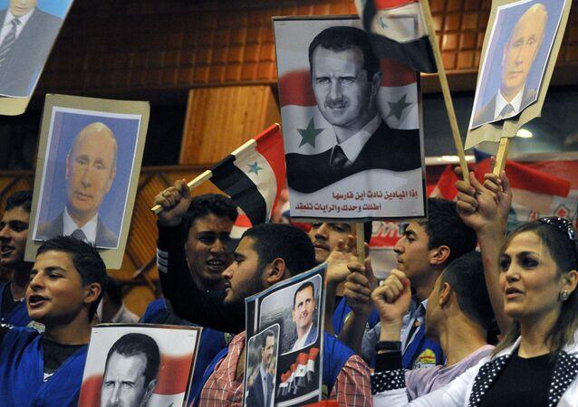 QUIZ: Le conflit syrien au travers des déclarations de personnalités politiques