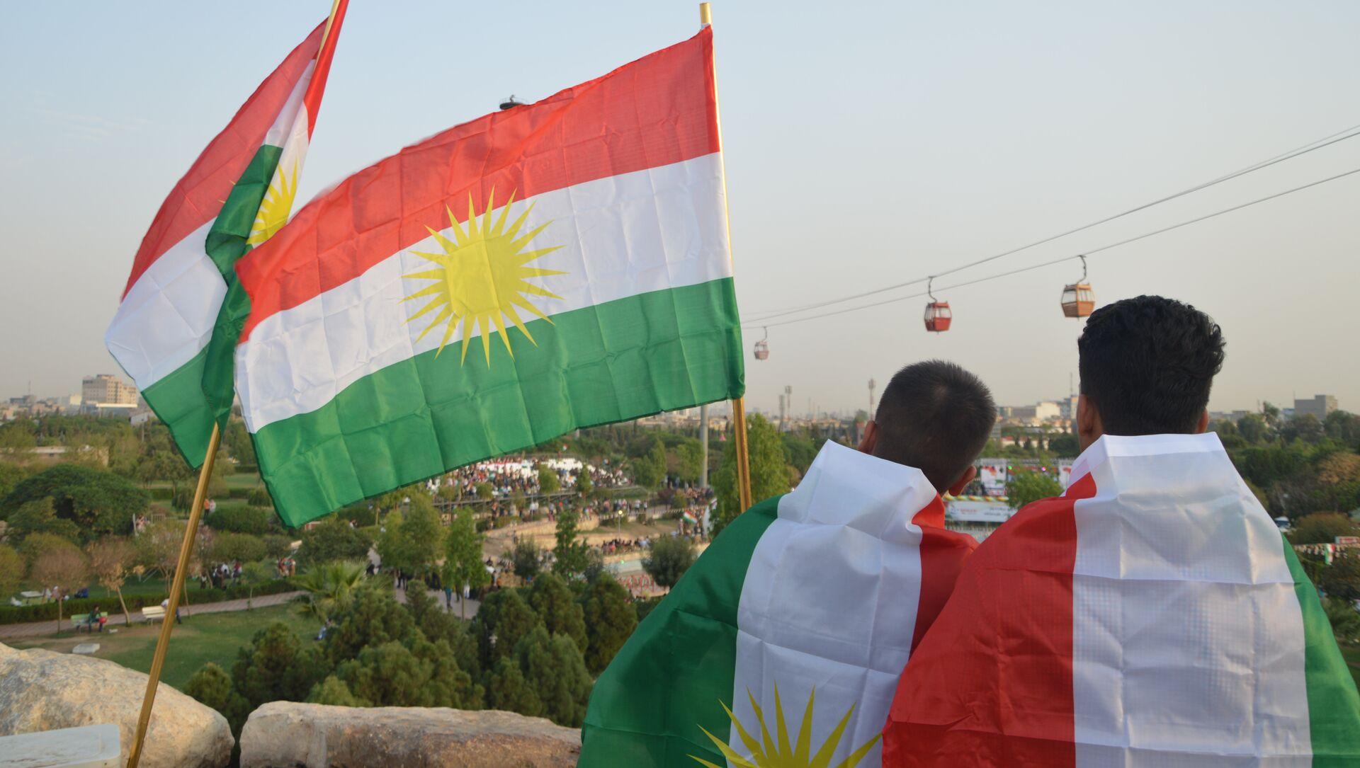 Kurdistan irakien - Sputnik France, 1920, 24.07.2021