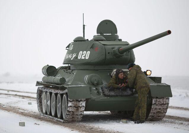Char T-34