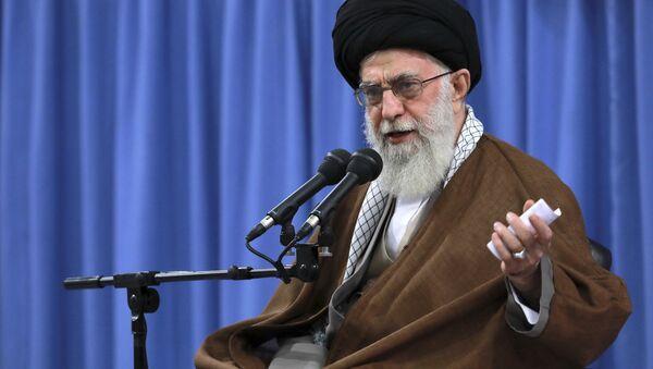 Ali Khamenei, Guide de la révolution - Sputnik France