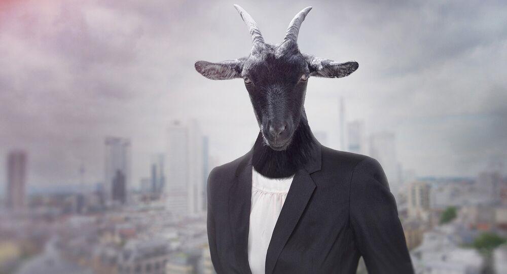 Goat-man