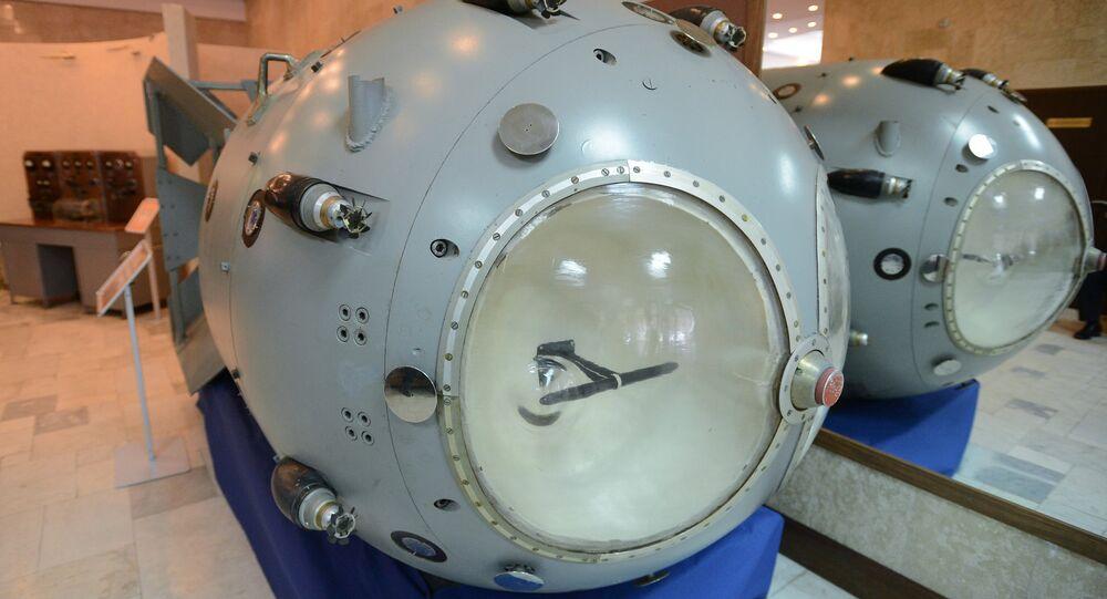 RDS-1, la première bombe atomique soviétique