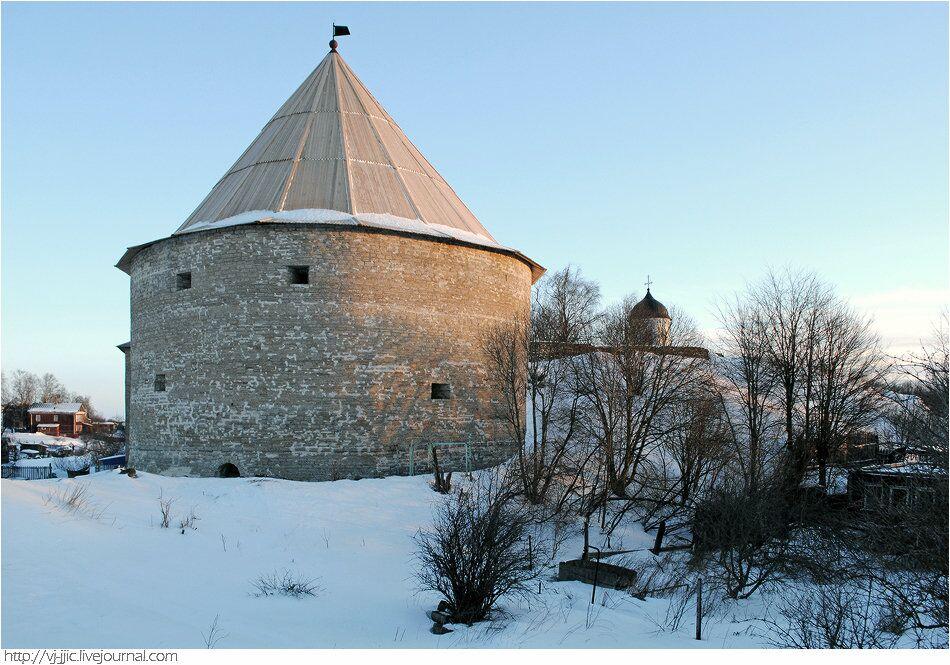 Ancienne forteresse de Ladoga.