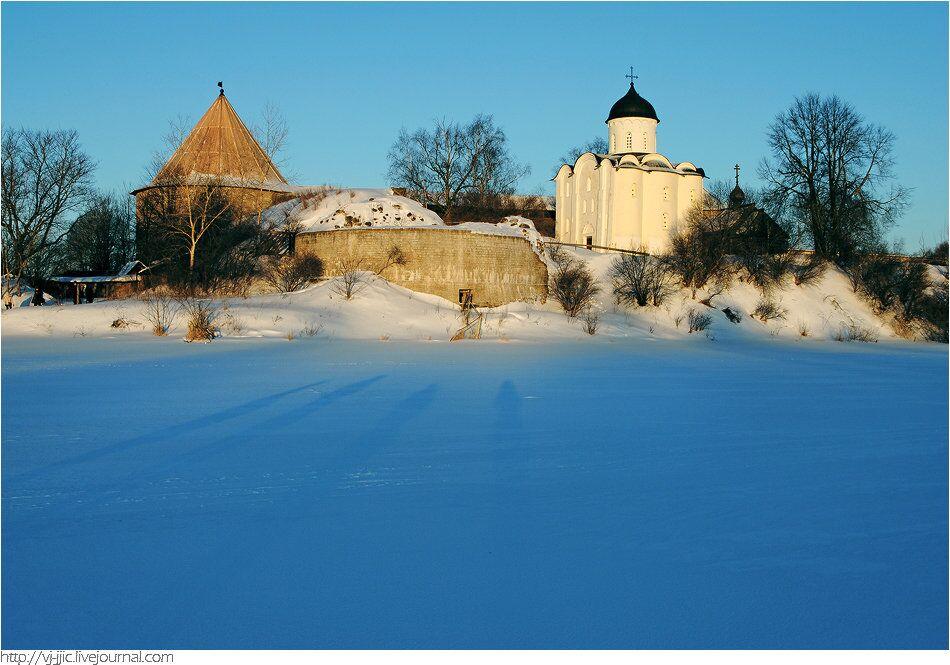 Ancienne forteresse de Ladoga
