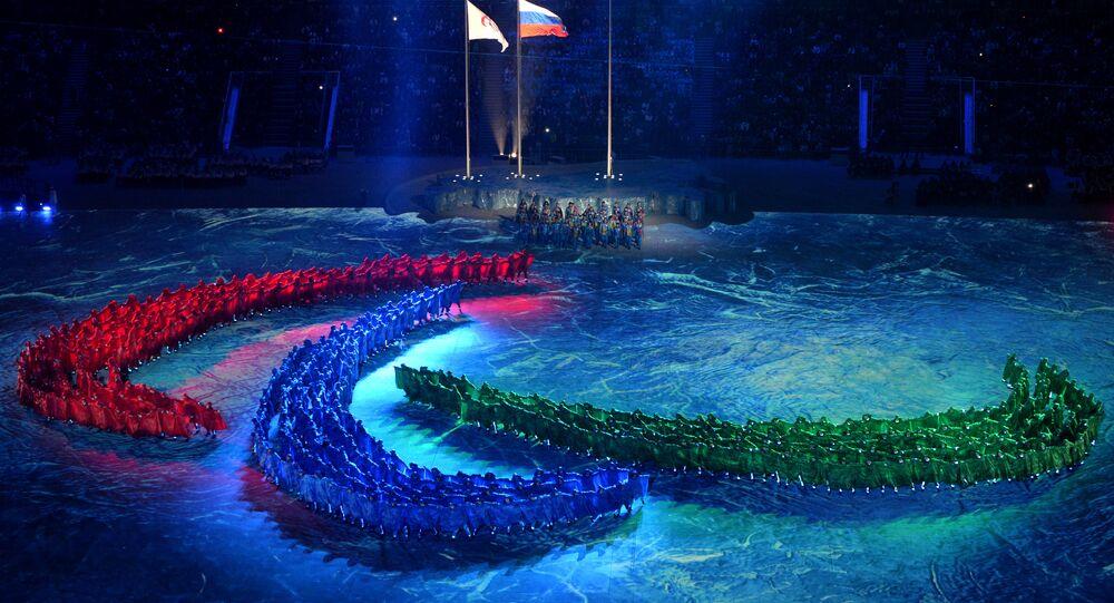 Cérémonie de clôture des  XI Jeux paralympiques d'hiver