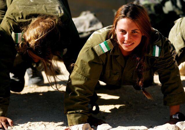 Entraînement de l'Armée de terre d'Israël