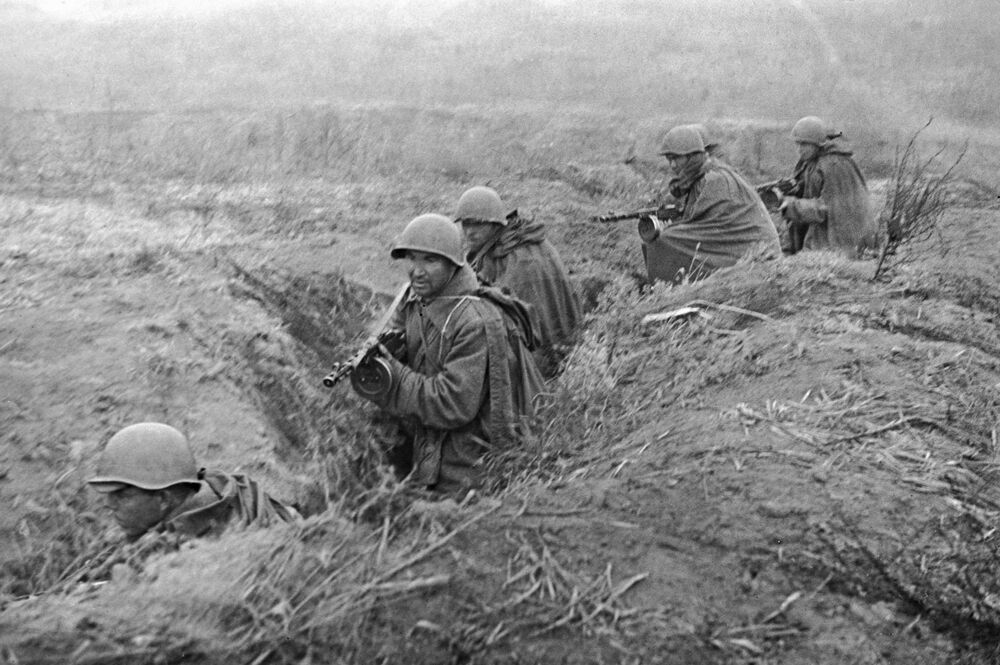 200 jours de guerre: la bataille de Stalingrad dans les archives