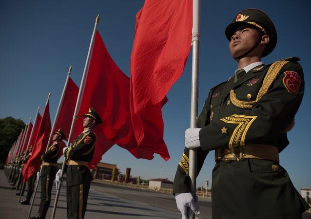 Base militaire chinoise à la frontière avec l'Afghanistan: une nouvelle «Grande Muraille»?