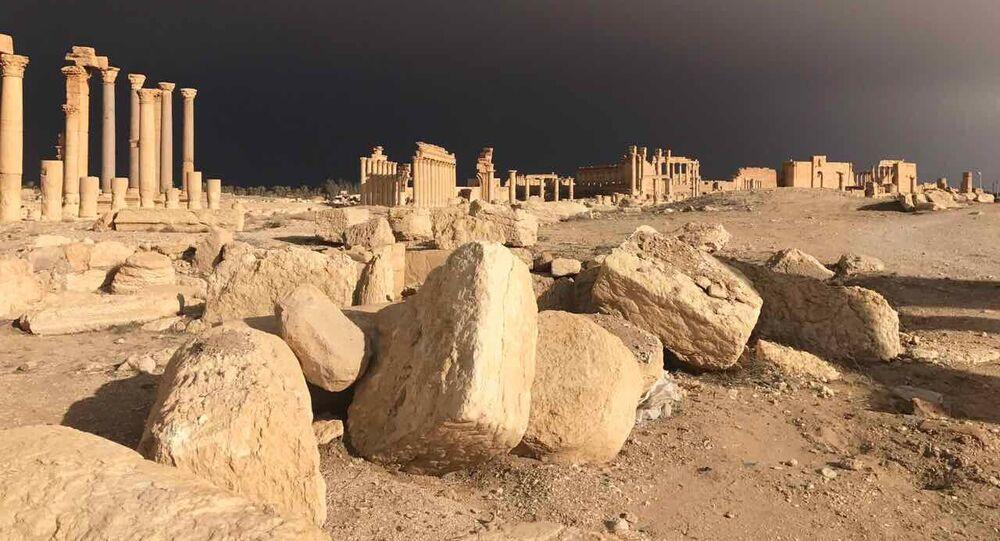 Palmyre: les dégâts causés par les terroristes ne sont pas importants