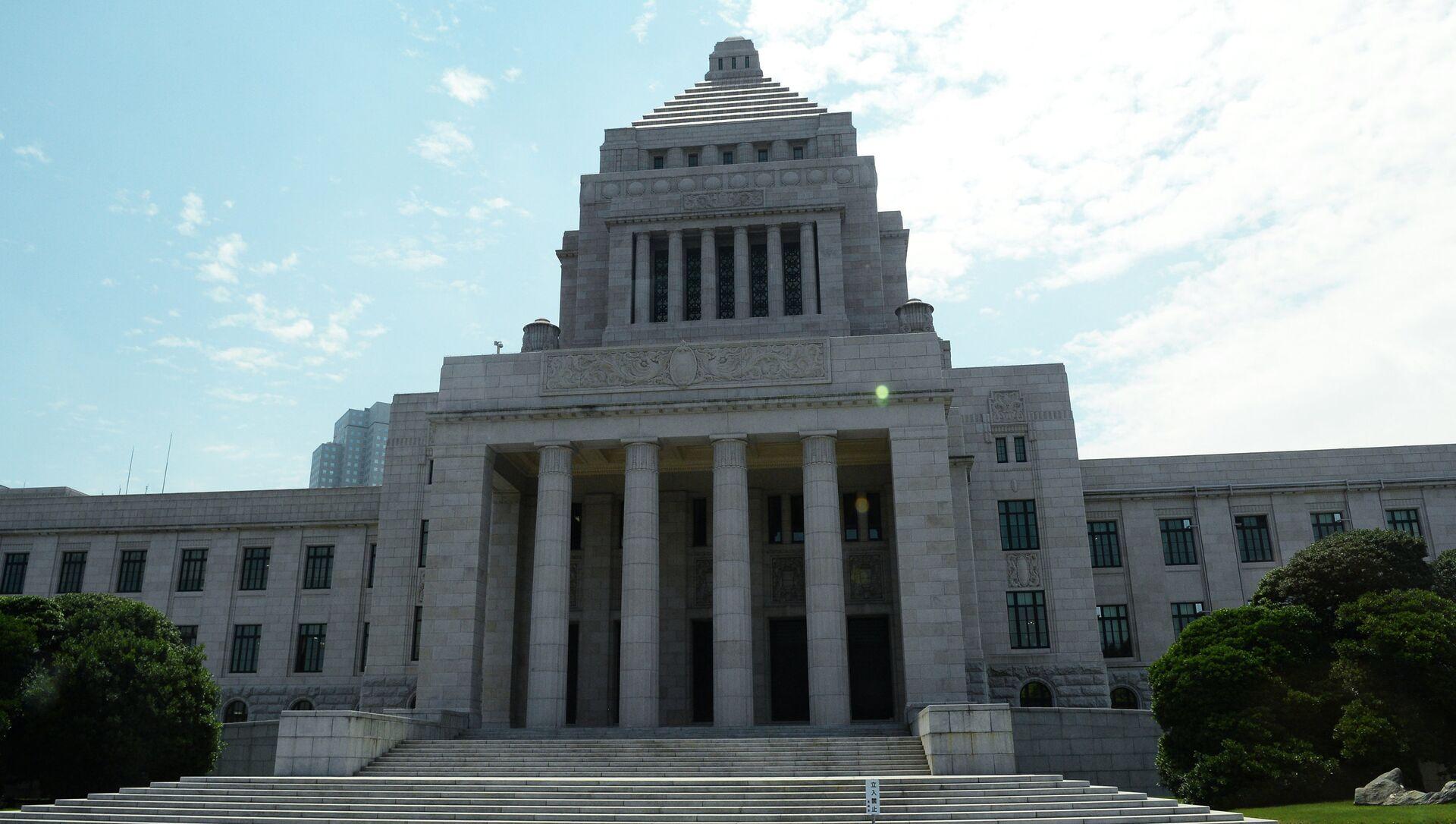Le Parlement du Japon à Tokyo - Sputnik France, 1920, 31.08.2021