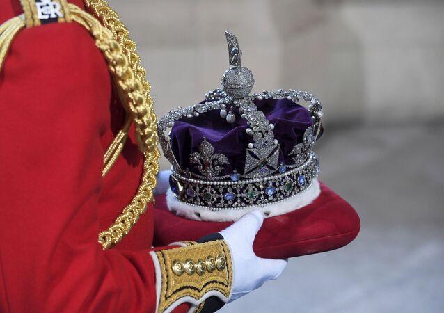 La couronne royale (image d'illustration)