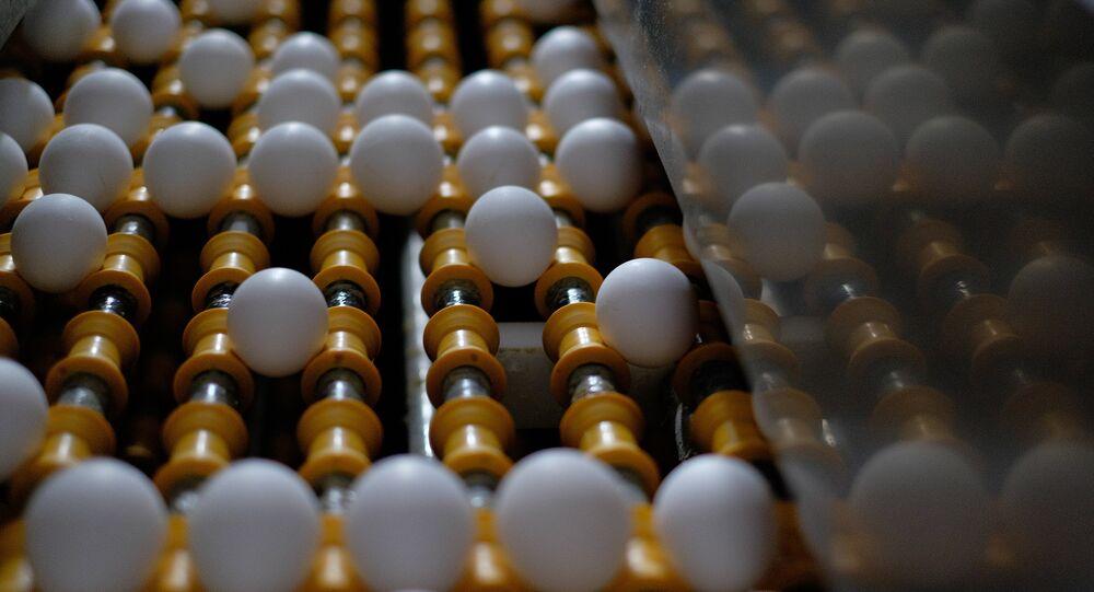 œufs (image d'illustration)