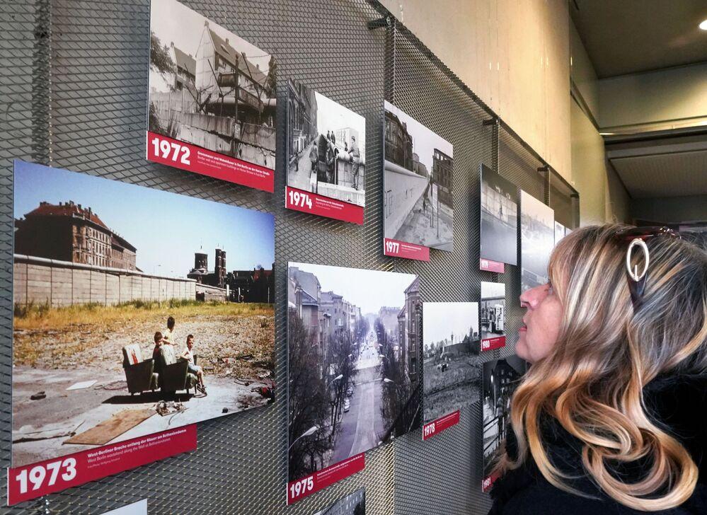 Mur de Berlin: histoire de sa construction et de sa démolition