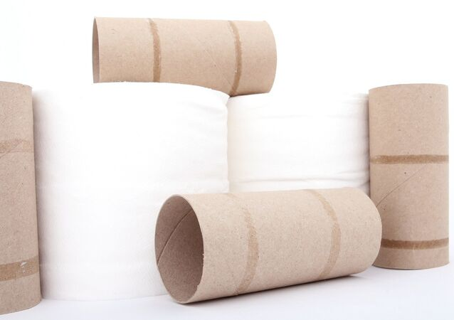 Papier toilette, image d'illustration