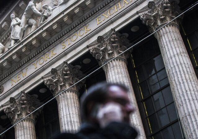 Le New York Stock Exchange (NYSE), principale plateforme d'échanges de la Bourse de New York
