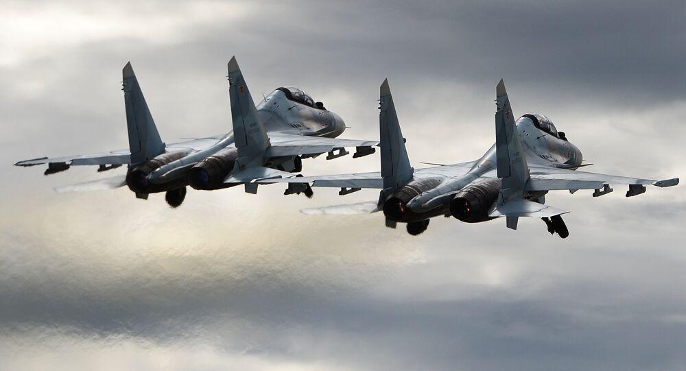 Chasseurs russes. Image d'illustration