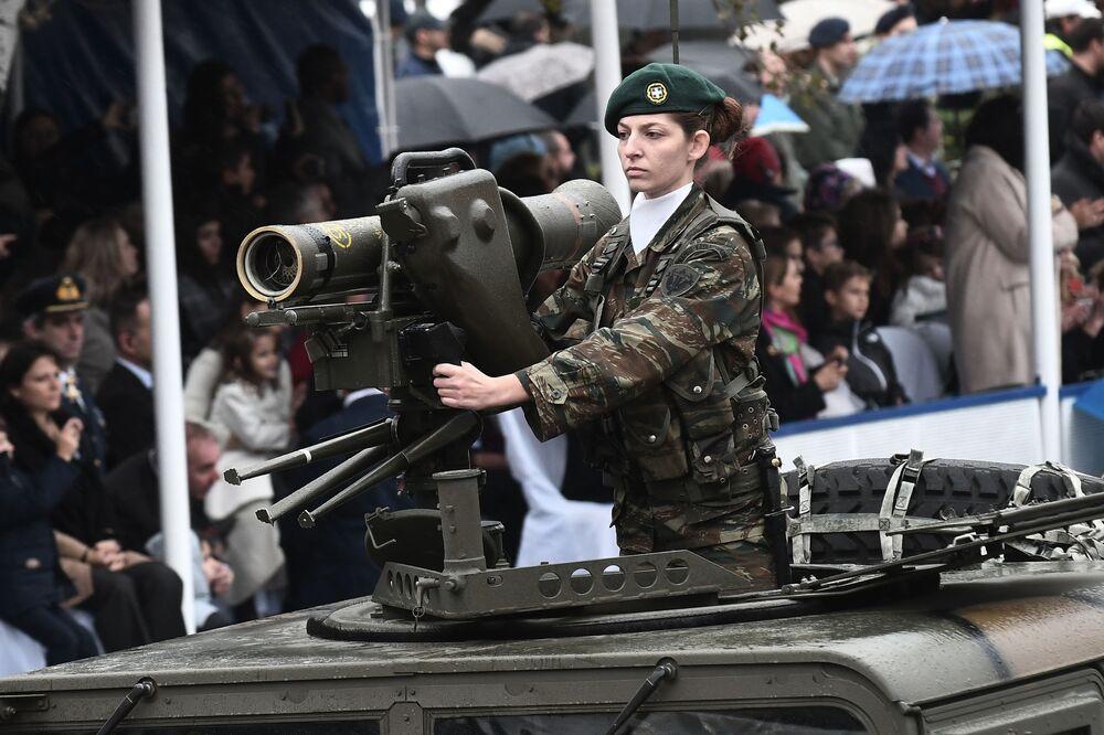 Défilés militaires dans différents pays du monde