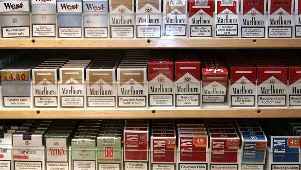Des cigarettes - Sputnik France