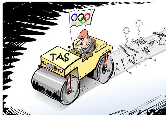Le Tribunal arbitral du sport rejette les appels des 47 Russes