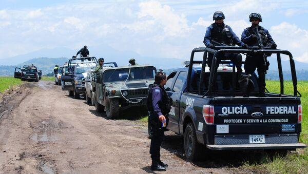 Police au Mexique - Sputnik France