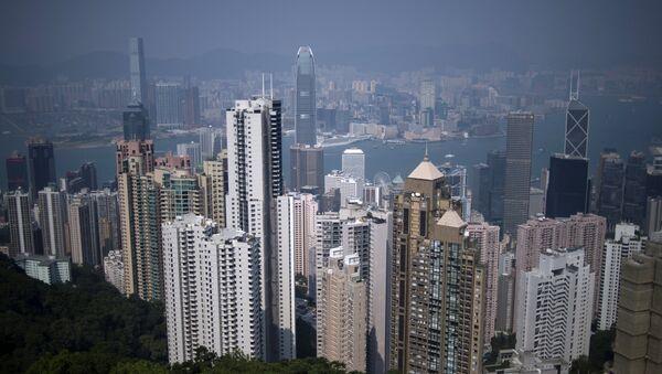 Hong Kong, image d'illustratoin - Sputnik France