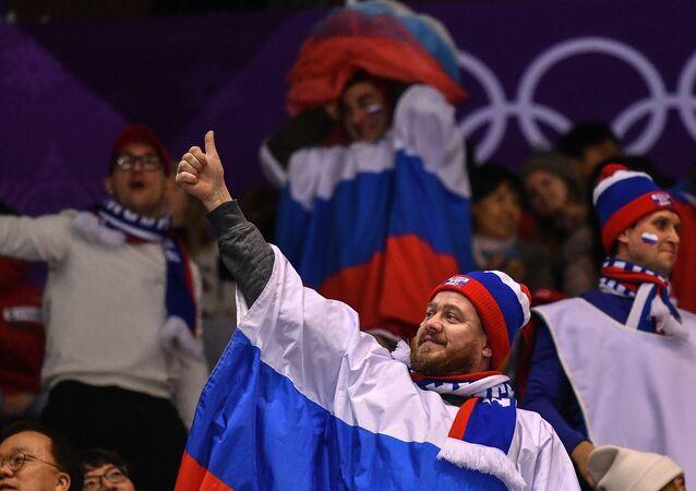 La Russie dans mon cœur: comment sont supportés les sportifs russes aux JO 2018